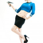 Femme Spock Has Her Phaser Set to Stunning [pics]