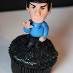 This Spock Cupcake is Amazing [pic]