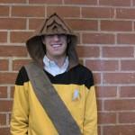 Worf Hoodie Sweatshirt [pic]