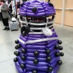 This Balloon Dalek Costume is Amazing