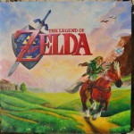 This Legend of Zelda Oil Painting is Beautiful