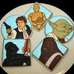 Stellar Star Wars Sugar Cookies [pic]