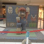 This Super Mario Canned Food Display Is Amazing!