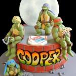 Awesome Teenage Mutant Ninja Turtles Cake [pic]