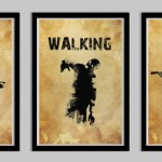 The Walking Dead Poster Set