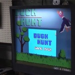 This One-of-a-Kind Custom Nintendo DUCK HUNT Pinball Machine is Cool!