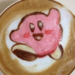 Colorful Kirby Latte Art [pic]