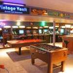 Father and Son Gamers Build Epic Arcade in Their Basement [pics]