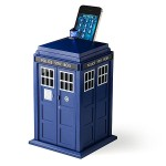 Doctor Who TARDIS Smart Safe for iPhone & Android Phones [pics]