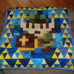 It Is Dangerous To Go Alone So Take This Legend of Zelda Quilt