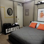 The Ultimate Portal Test Chamber Bedroom [pics]