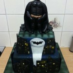 This Batman Cake is Incredible