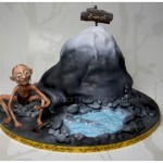 This Lord of the Rings Gollum Cake is Incredible!