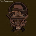 Amazing Indiana Jones Fortune and Glory T-Shirt $11 Today Only!