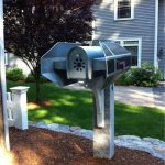 An Awesome Star Wars Tie Bomber Mailbox