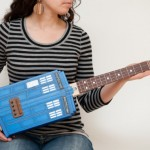 This TARDIS Ukulele is Fantastic!