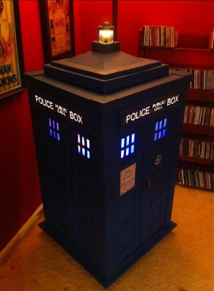 Doctor Who TARDIS Jukebox