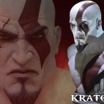 God of War Kratos Life-Size Hand-Finished Bust
