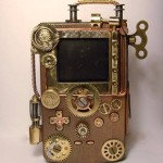 Epic Steampunk Game Boy