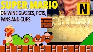 super-mario-bros-theme-song-on-wine-glasses-and-a-frying-pan_1017559