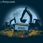 Atari Landfill 8-Bit Legend T-Shirt is $11 Today Only!