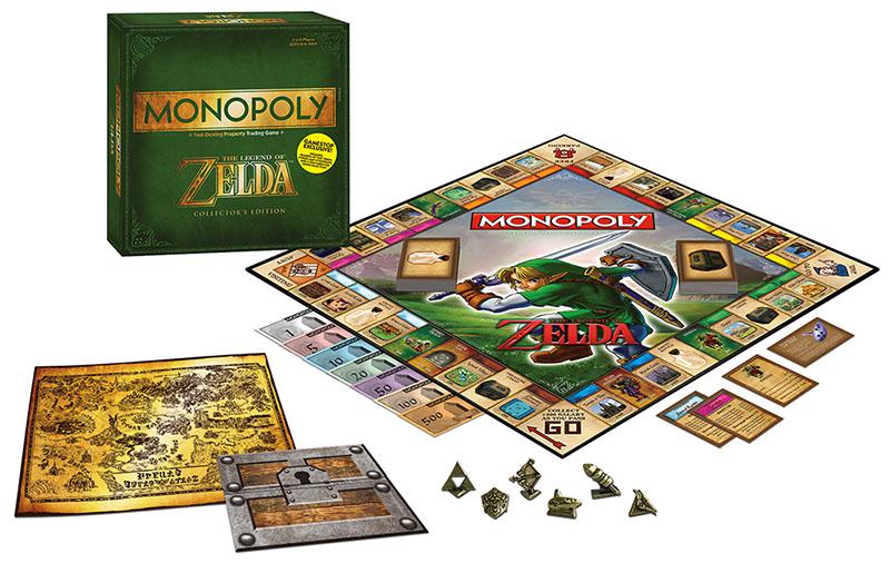 Monopoly: Legend of Zelda Edition