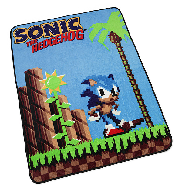 Sonic the Hedgehog Blanket