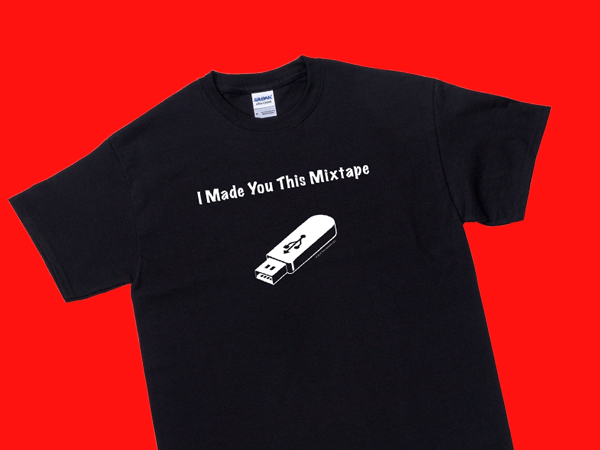 USB Mixtape T-Shirt
