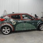 Boba Fett Themed Car