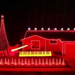 This Home's Star Wars Christmas Light Show Will Blow Your Mind!
