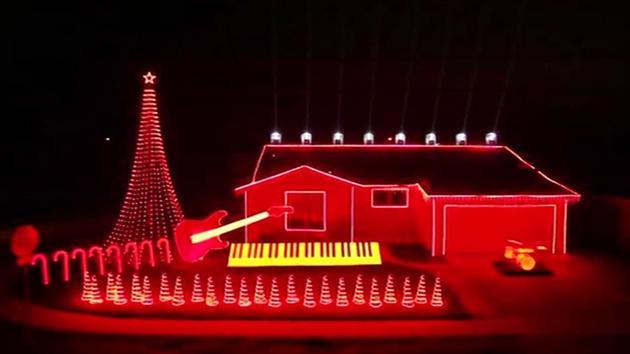 Star Wars House Lights