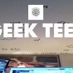 Check out our new clothing store, Geek Tees!