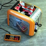 NES Console Toaster Mod Doesn't Make Toast But Does Play Games!