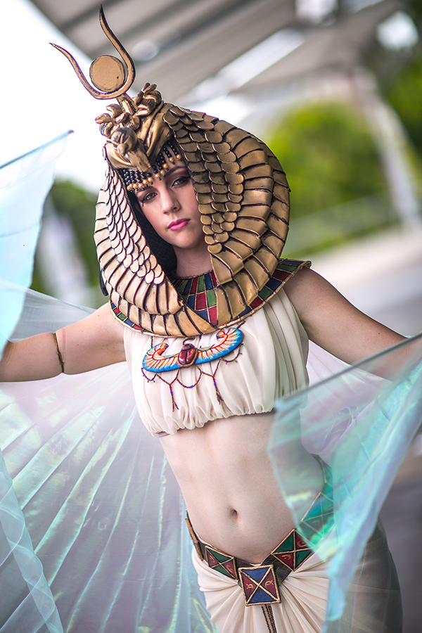 Age of Mythology Isis Cosplay
