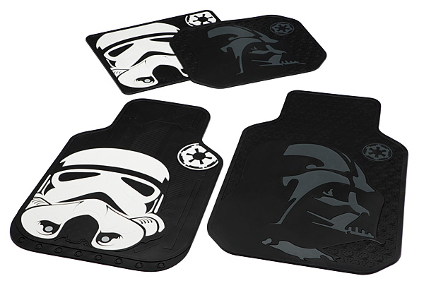 Stormtrooper Car Seat Covers