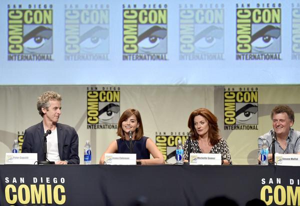 Doctor Who San Diego Comic Con 2015 Panel