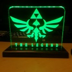 Legend of Zelda Desk Light