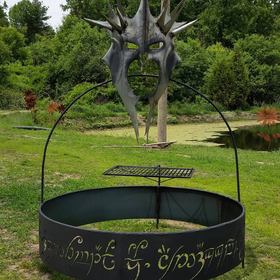 Lord Of The Rings Fire Pit For Sale