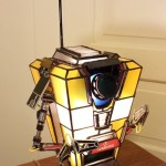 Incredible Geeky Stained Glass Lamps