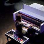 Super Mario Bros. Medley Played On An NES Piano