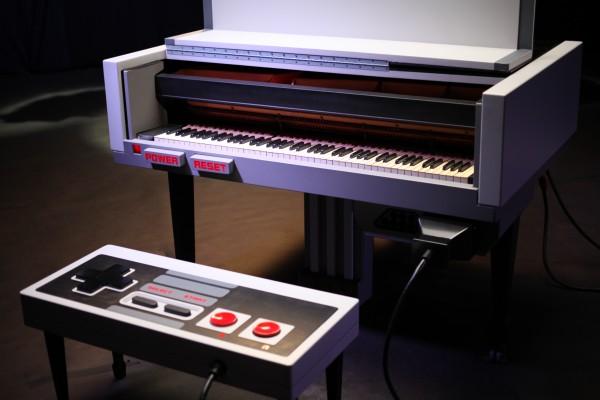 NES Piano