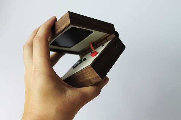 Wooden Nintendo Emulator