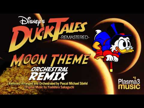 DuckTales Moon Theme Orchestral Remix