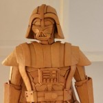 Gingerbread Darth Vader is Deliciously Amazing
