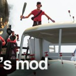 Rube Goldberg Machine Created in Garry's Mod