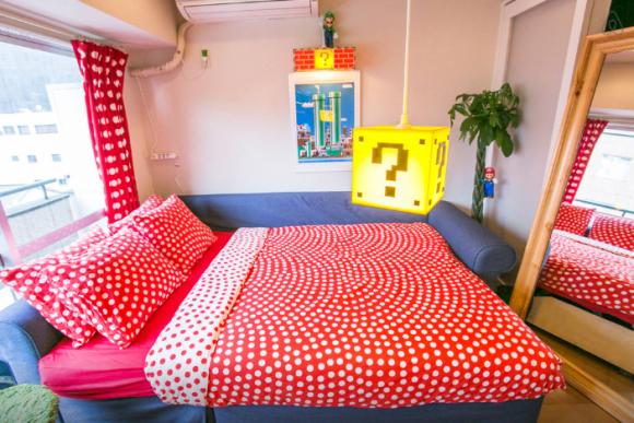 Super Mario Apartment