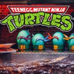 DIY Teenage Mutant Ninja Turtles Easter Eggs
