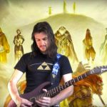 Rock out to a metal Zelda music medley