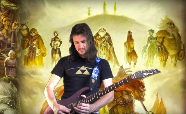 Metal Zelda Music Medley