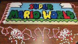 Super Mario World Dominoes